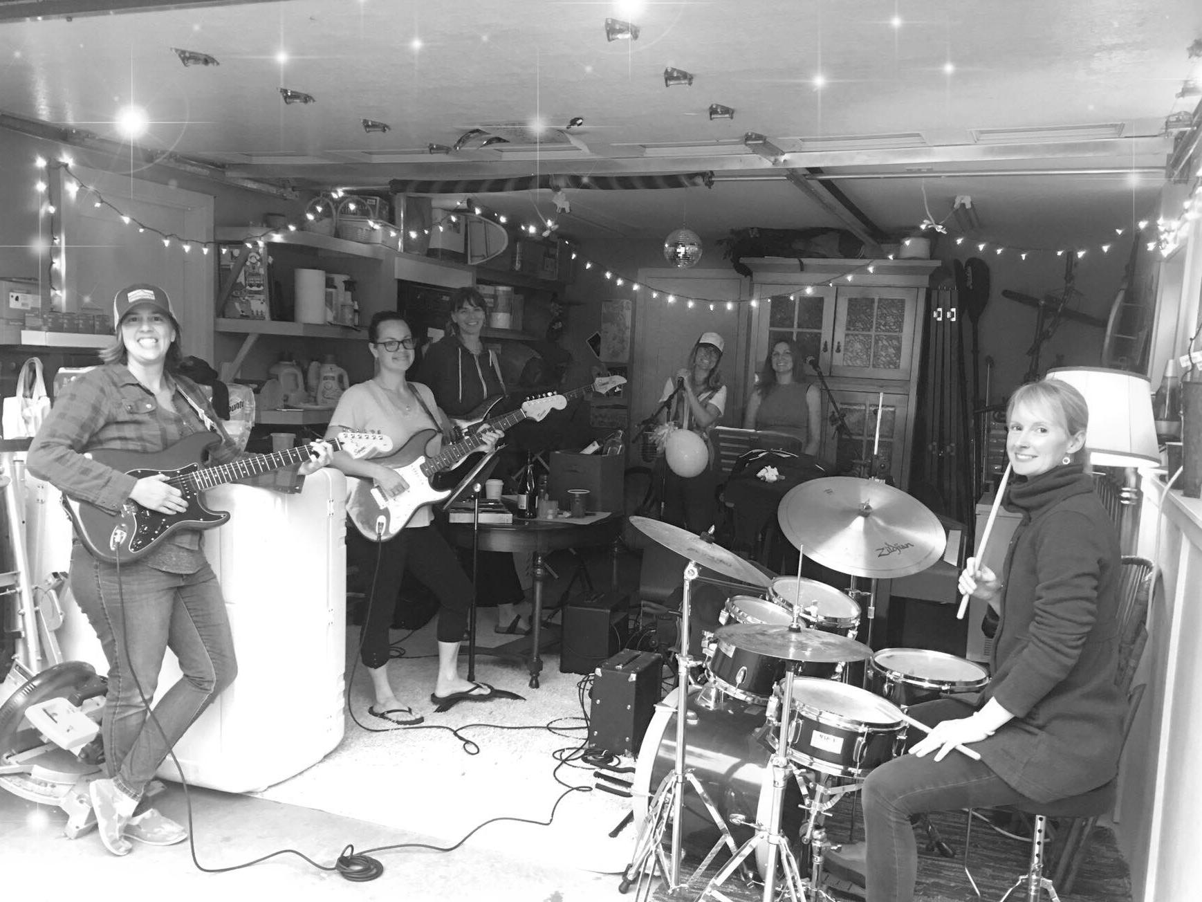 La Fawnduh the Garage Band