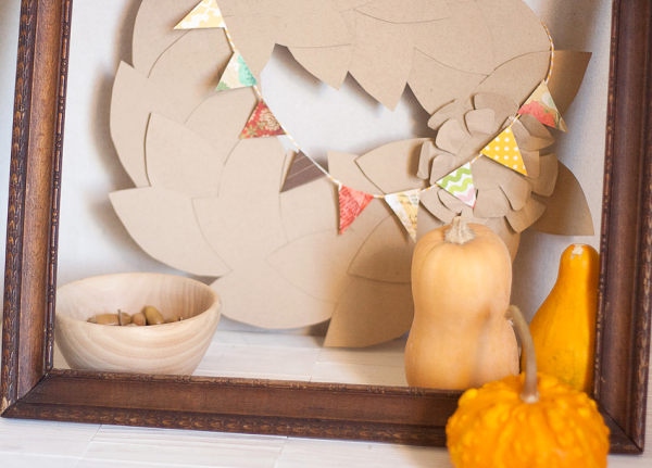 Leafy Fall Wreath by Francine Clouden at Make & Takes-13