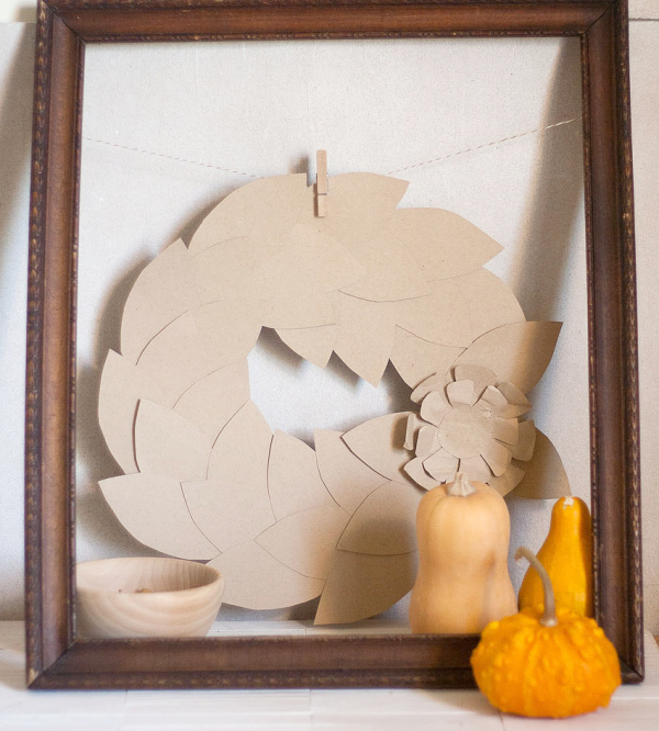 Leafy Fall Wreath by Francine Clouden at Make & Takes-15
