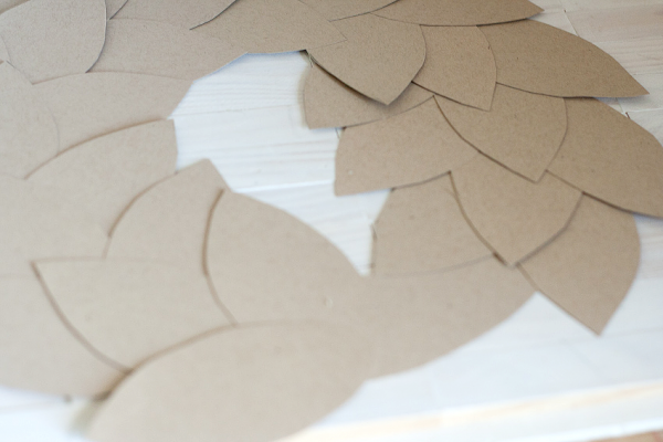 Leafy Fall Wreath by Francine Clouden at Make & Takes-7