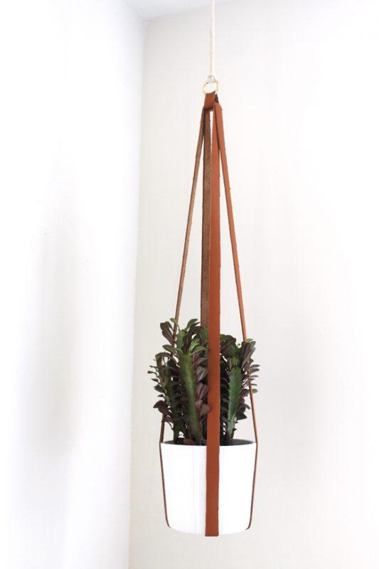 DIY Planter With A Pair & A Spare