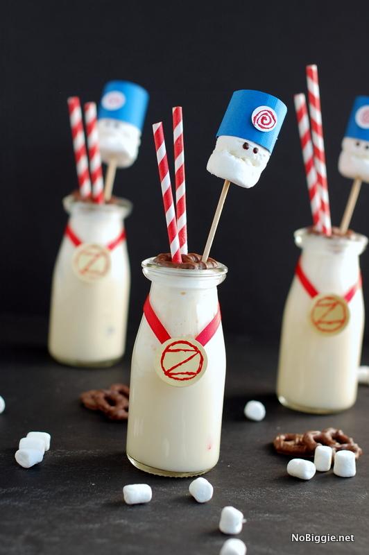 Legends of Oz Marshal Mallow milkshake from @NoBiggie.net