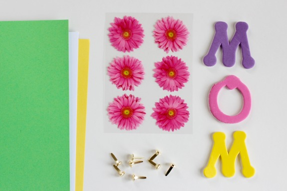 MOM WOW Card Supplies for Mother's Day