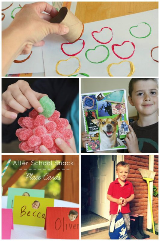 15 DIY Back to School Crafts for Kids