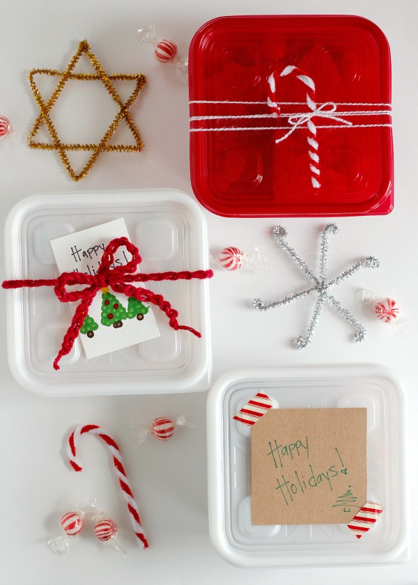 Make Holiday Neighbor Gifts 3 Ways