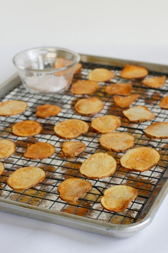 Make Homemade Potato Chips