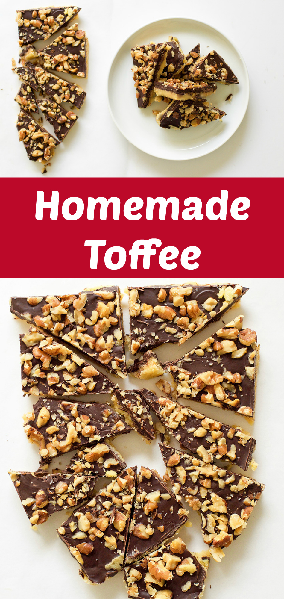 Make Homemade Toffee