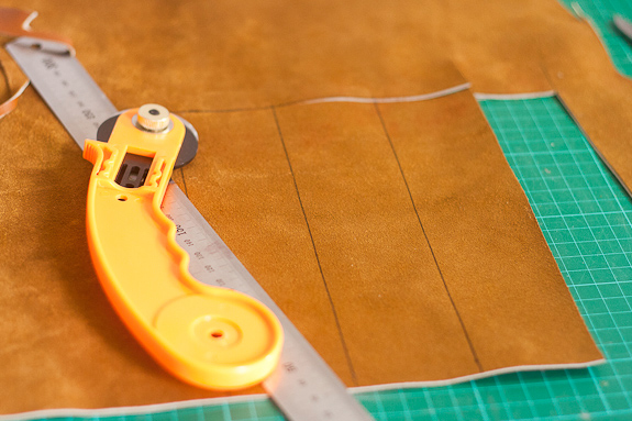 Make Leather Bookmarks for a Father's Day Gift by Francine Clouden-2