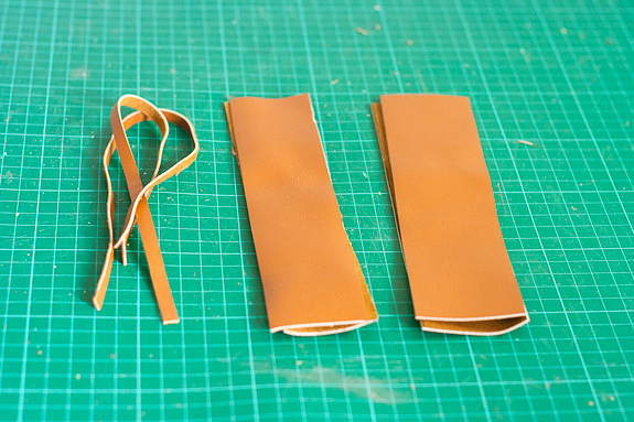 Make Leather Bookmarks for a Father's Day Gift by Francine Clouden-3