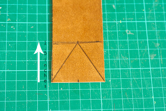 Make Leather Bookmarks for a Father's Day Gift by Francine Clouden-4 copy