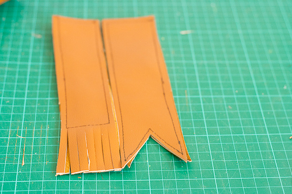 Make Leather Bookmarks for a Father's Day Gift by Francine Clouden-7