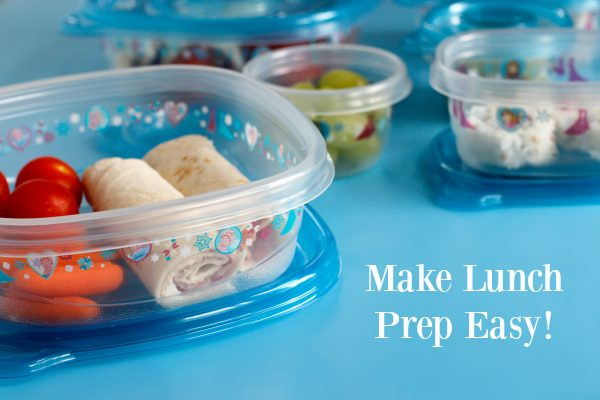 Make Lunch Prep Easy
