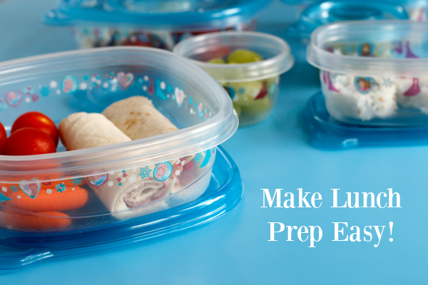 Make Lunch Prep Easy