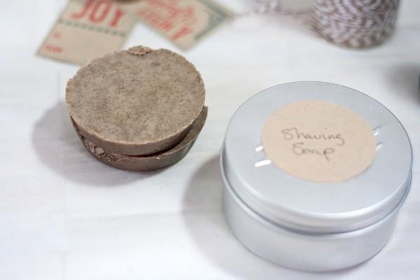 Make Shaving Soaps for Christmas Gifts - Francine Clouden for Make & Takes-7