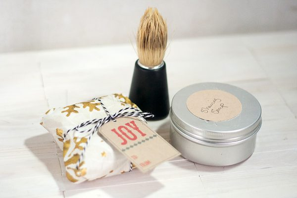 Make Shaving Soaps for Christmas Gifts - Francine Clouden for Make & Takes-9
