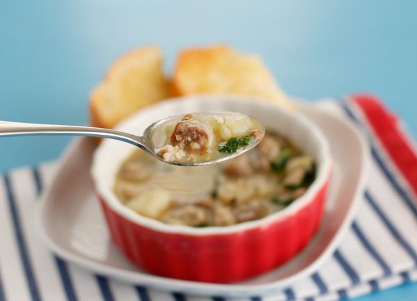 Make Simple Italian Soup for Dinner
