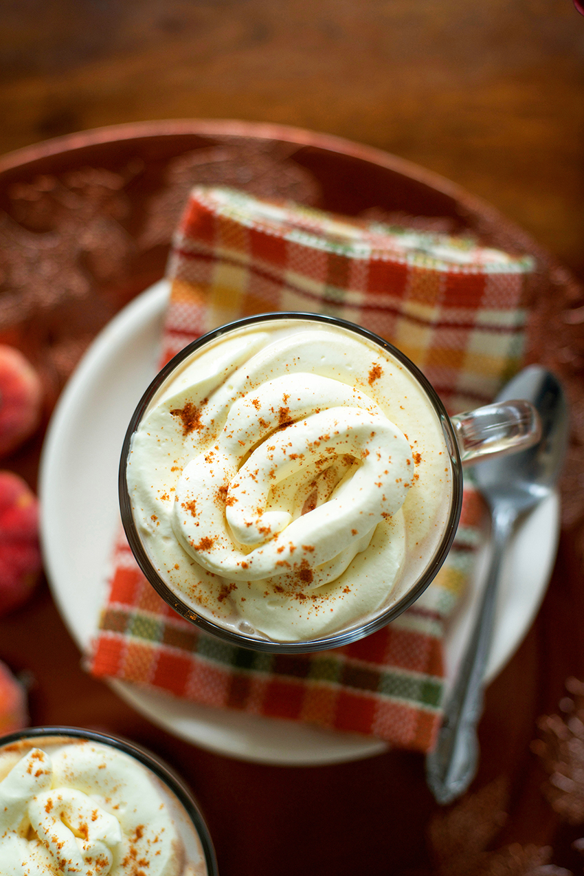 Make Your Own Pumpkin Spice Latte at Home