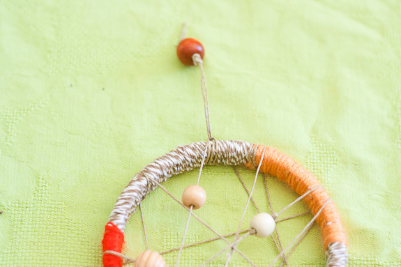 Make a Dreamcatcher by Francine Clouden for Make and Takes-12