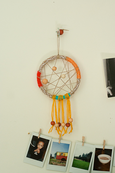 Make a Dreamcatcher with Baker's Twine