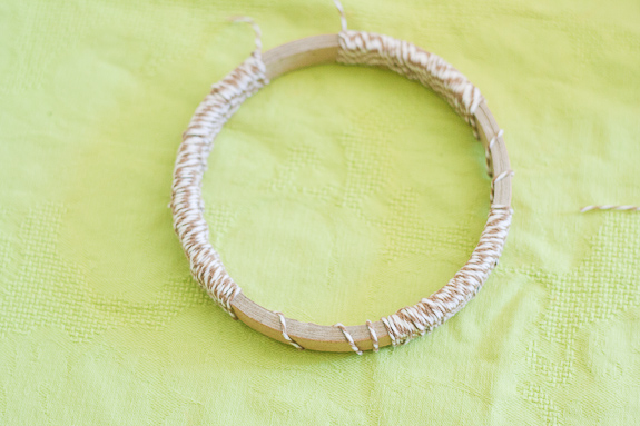 Make a Dreamcatcher by Francine Clouden for Make and Takes-3