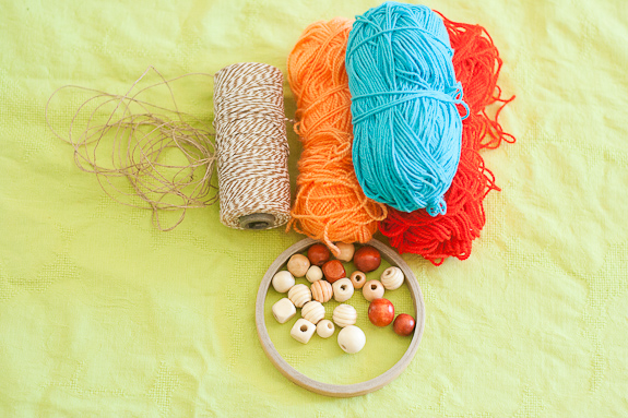 Make a Dreamcatcher by Francine Clouden for Make and Takes