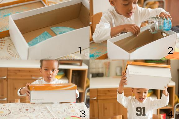 Make a Salt Glitter Shape Garland with Kids by Francine Clouden Part 3