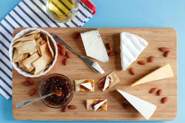 Make a Specialty Cheese Board
