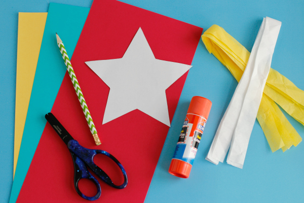 Shooting Star Wishes Kids Craft Make And Takes