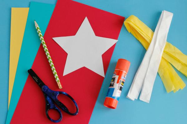 Make a Wish Paper Airplane Supplies