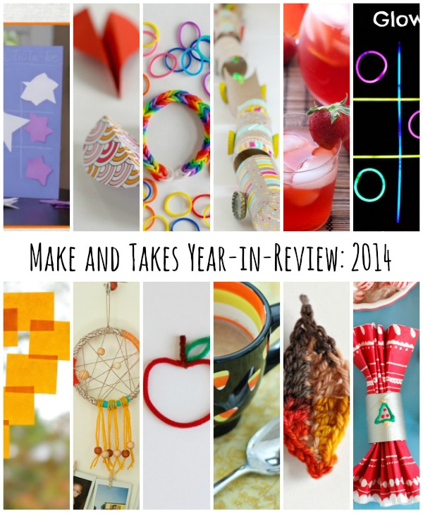 Make and Takes Year in Review 2014
