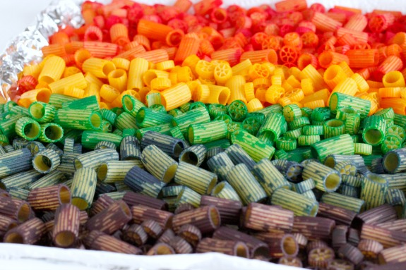 Making Colored Pasta Bracelets in Rainbow Colors.jpg
