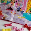 Making Hair Bows with Minnie in Paris