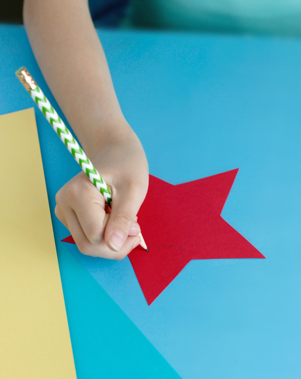 Making a Wish into a Paper Airplane