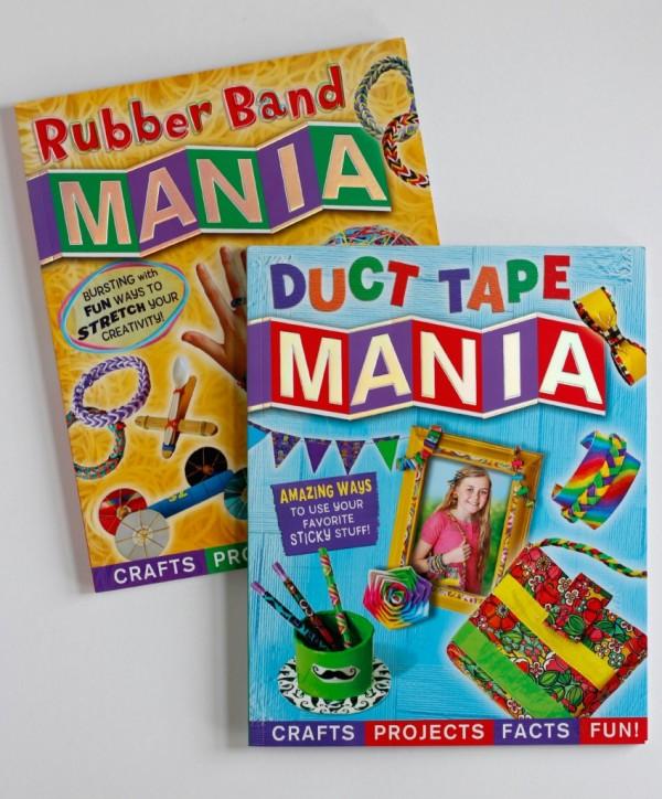 Mania Book Series