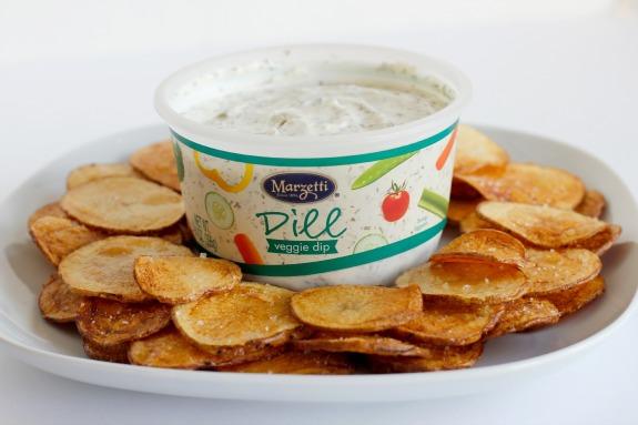 Marzetti Dill Dip for Homemade Potato Chips