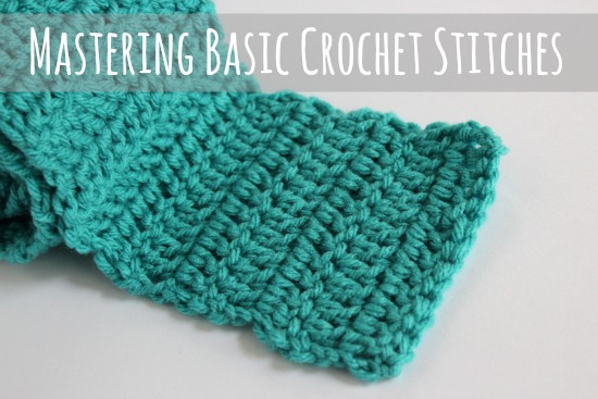 Mastering Basic Stitches of Crochet makeandtakes.com