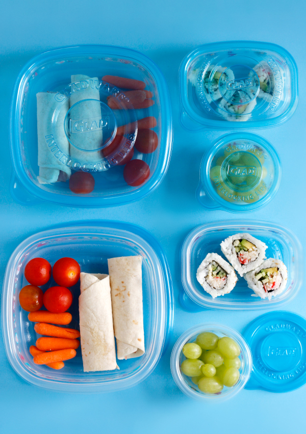 Meal Prep Sundays Kids Lunches