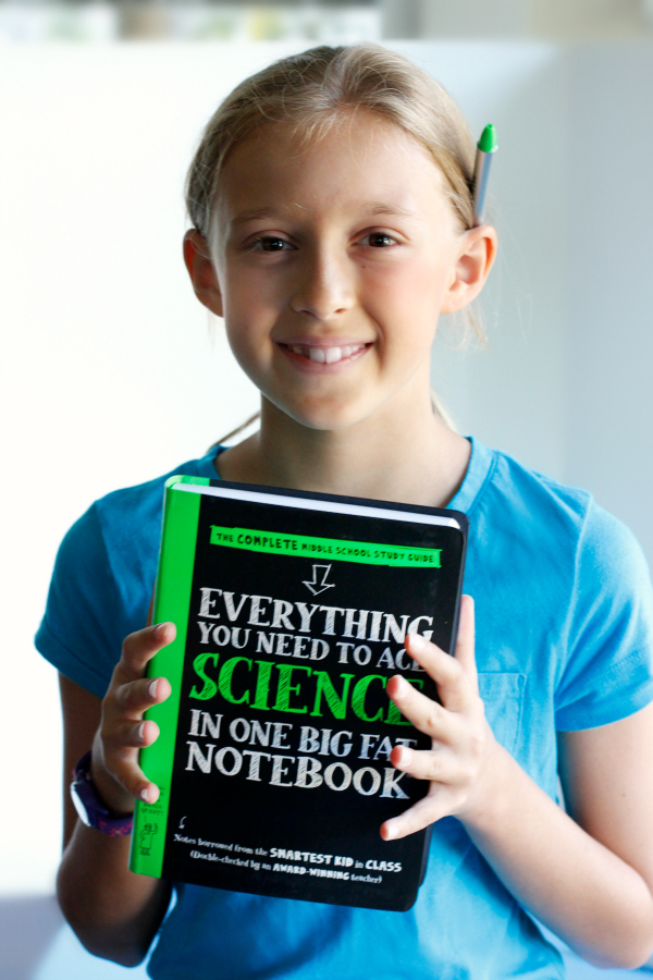 Middle School Study Guide Big Fat Notebooks