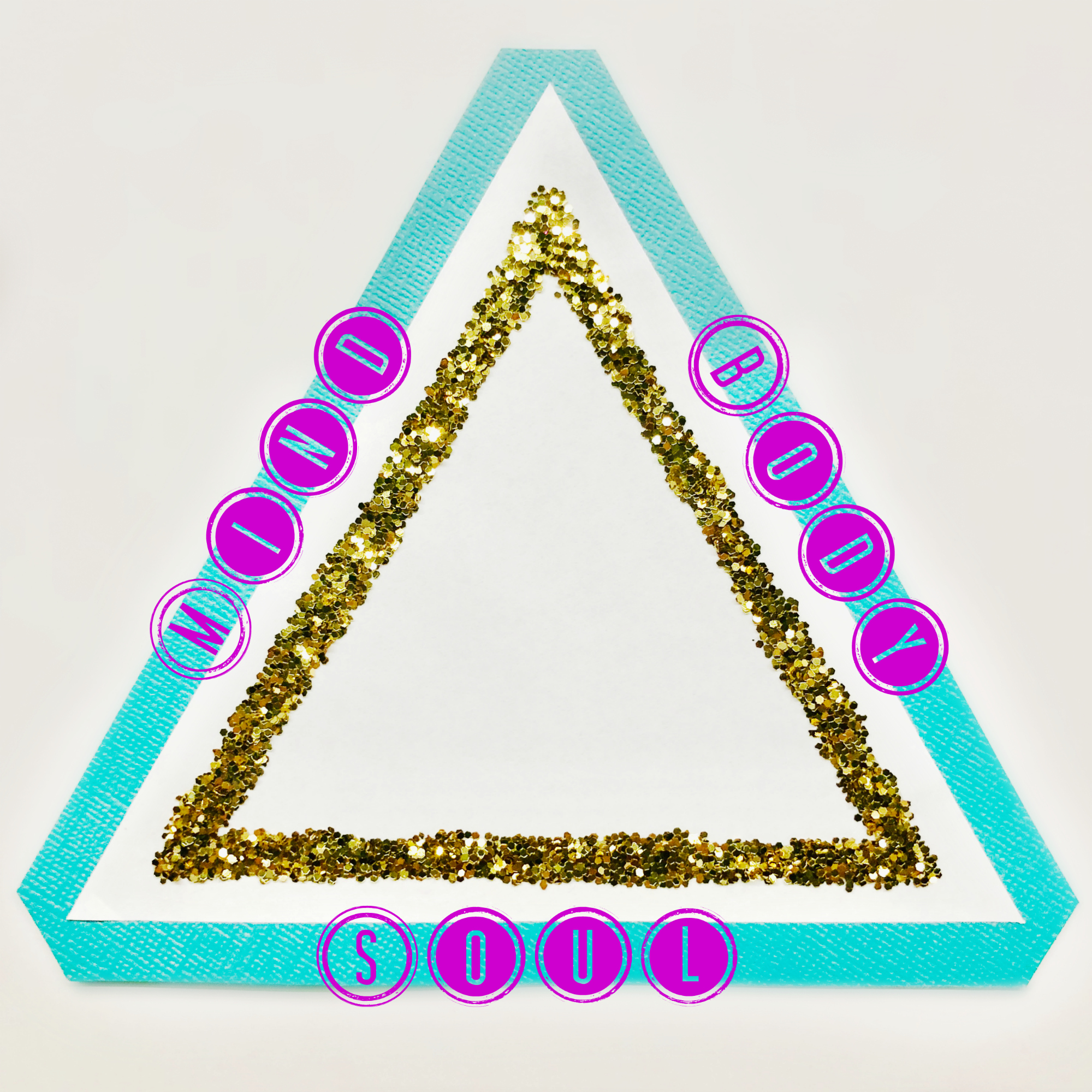 Mind Body Soul Triangle