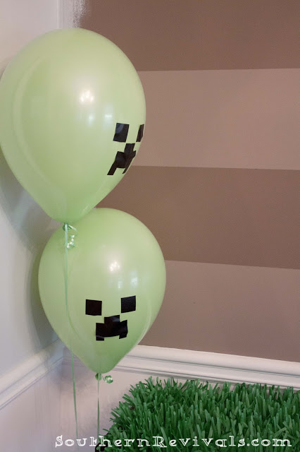 Minecraft Decorations3