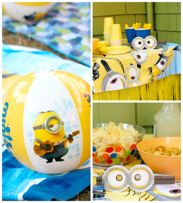 Minions Movie Party Decorations
