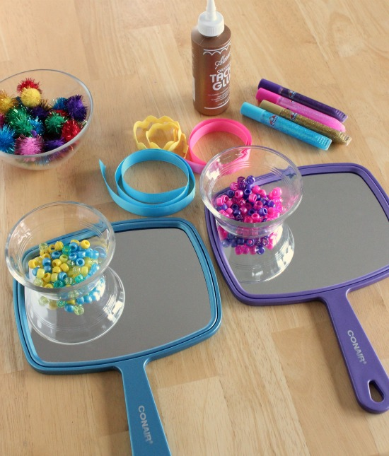 Mirror Mirror Craft Supplies