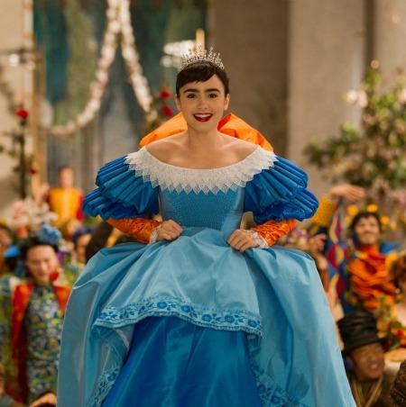 """Mirror Mirror"" Snow White Character"