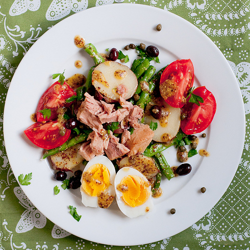 Mix Up a Classic Salad Nicoise