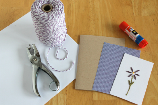 Handmade Journal From A Card Make And Takes