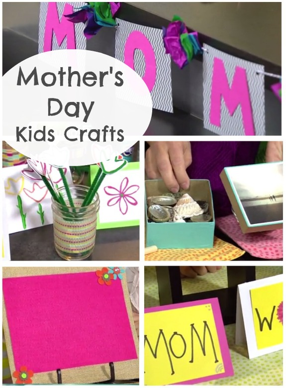 Mother's Day Kids Craft to Make