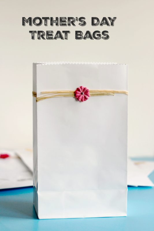 Mother's Day Treat Bags
