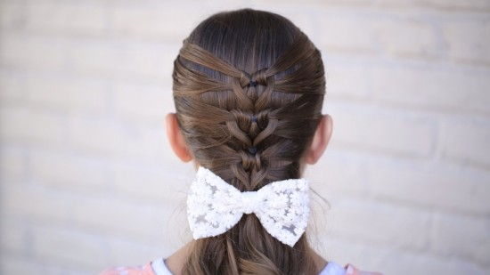 Mermaid Heart Braid