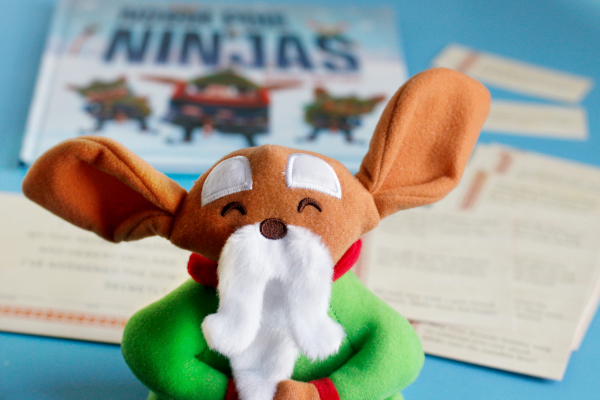 Spreading Kindness with North Pole Ninjas | Make and Takes