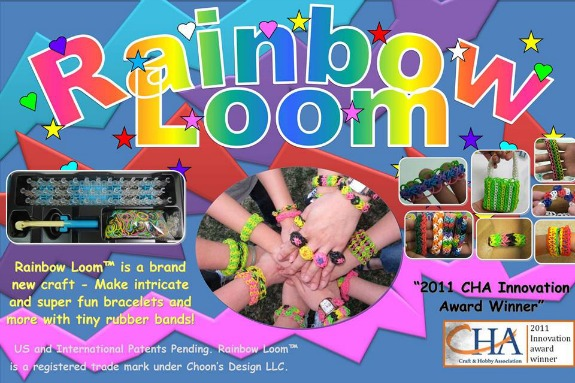 Official Rainbow Loom tutorials